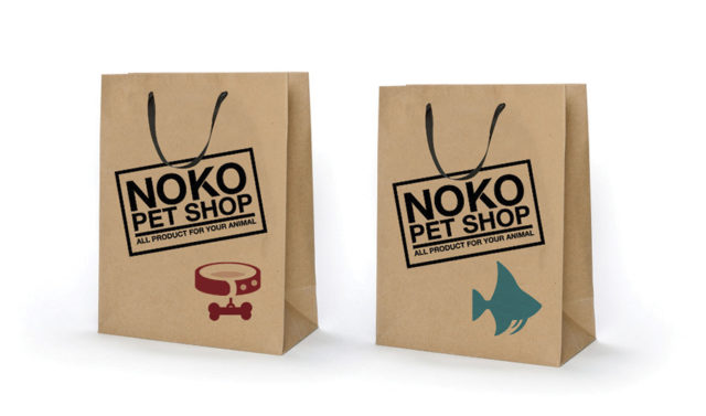 Noko Pet Shop – Packaging design