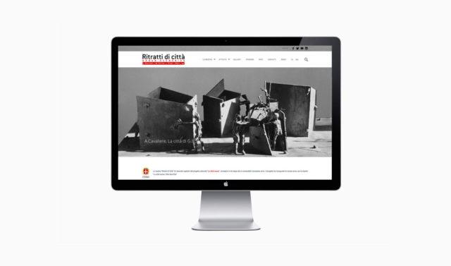 Ritratti di Città – Website